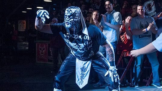 Lucha Underground On El Rey Network