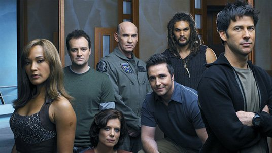 Stargate Atlantis (Season 3) on El Rey Network