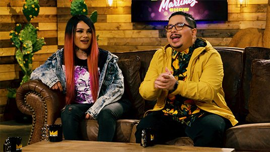 Welcome! Yo Soy Chuey Martinez! on El Rey Network