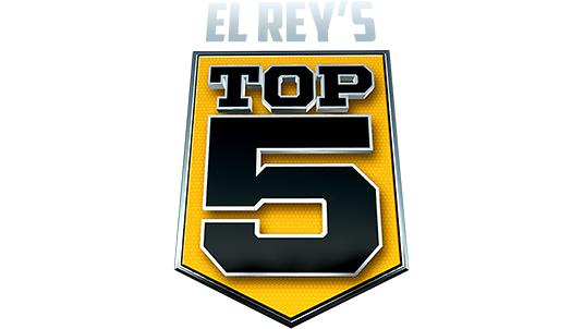 Top 5 Movie Experiences on El Rey Network